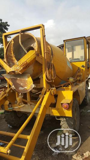 New Arrival Self Loader Concrete Mixer 3.5cubic Deutz   Heavy Equipment for sale in Lagos State, Apapa