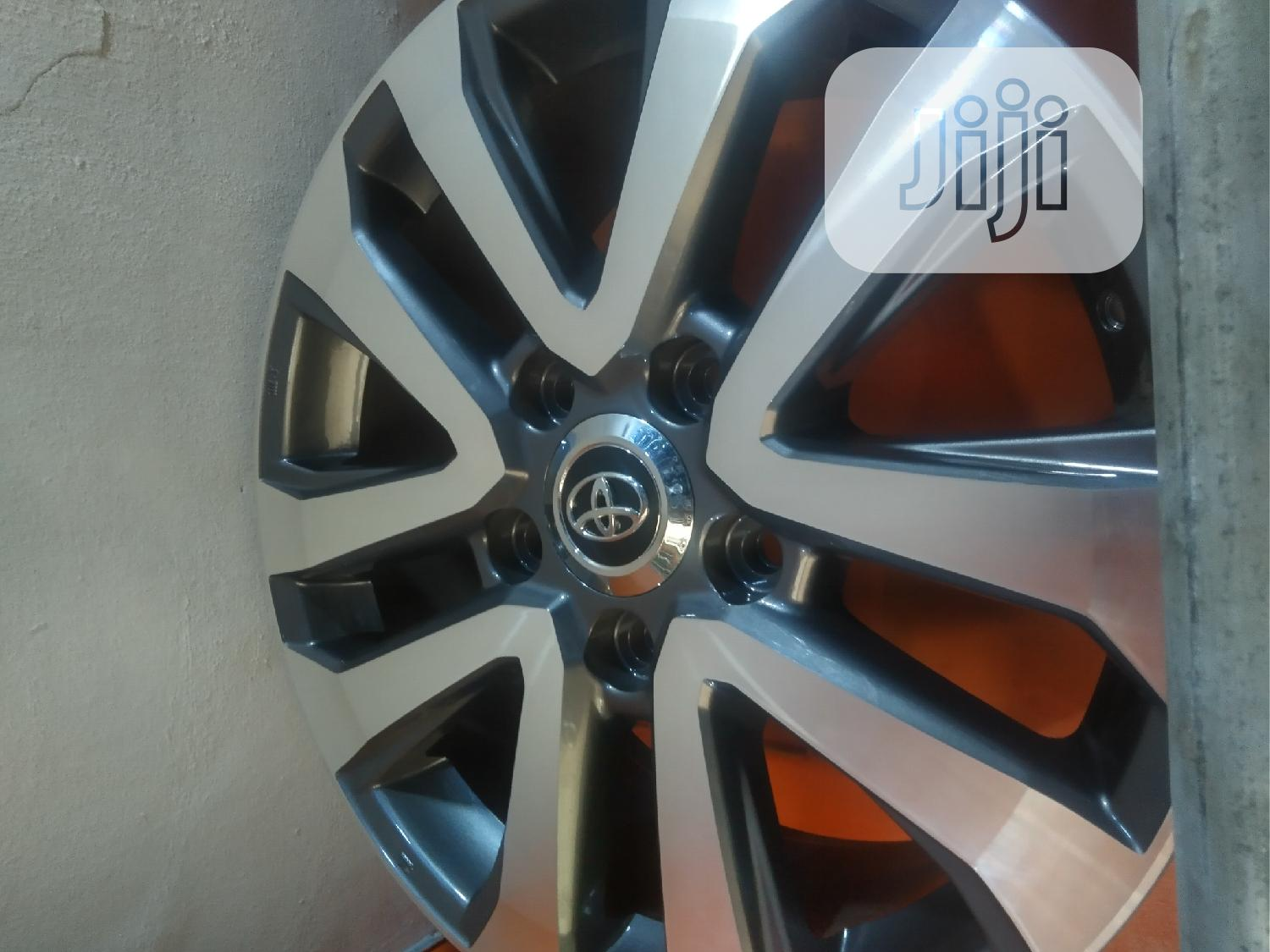 New Mercedes Benz and Toyota Rim Available
