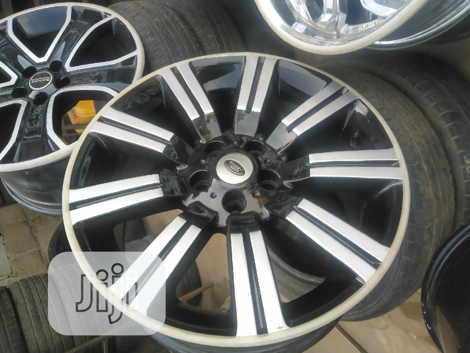 New Mercedes Benz and Toyota Rim Available | Vehicle Parts & Accessories for sale in Amuwo-Odofin, Lagos State, Nigeria