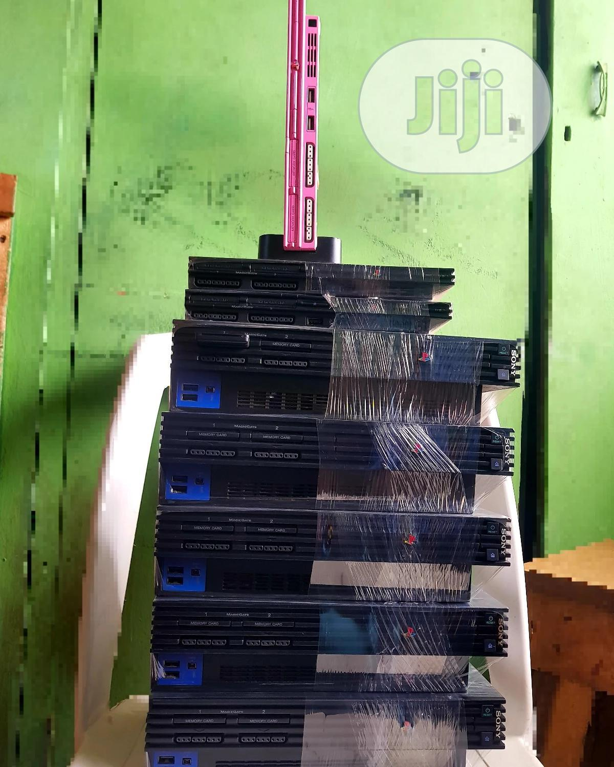 Playstation 2   Video Game Consoles for sale in Ido, Oyo State, Nigeria