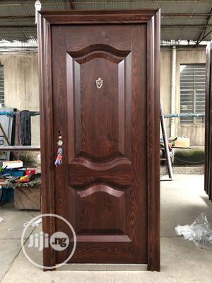 Steel Security Door   Doors for sale in Lagos State, Alimosho