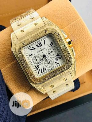 Latest Cartier Wrist Watch (Quality Time) | Watches for sale in Lagos State, Ikoyi