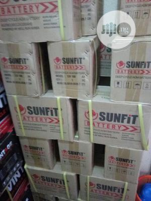 Sunfit 200ah Battery   Solar Energy for sale in Lagos State, Ojo
