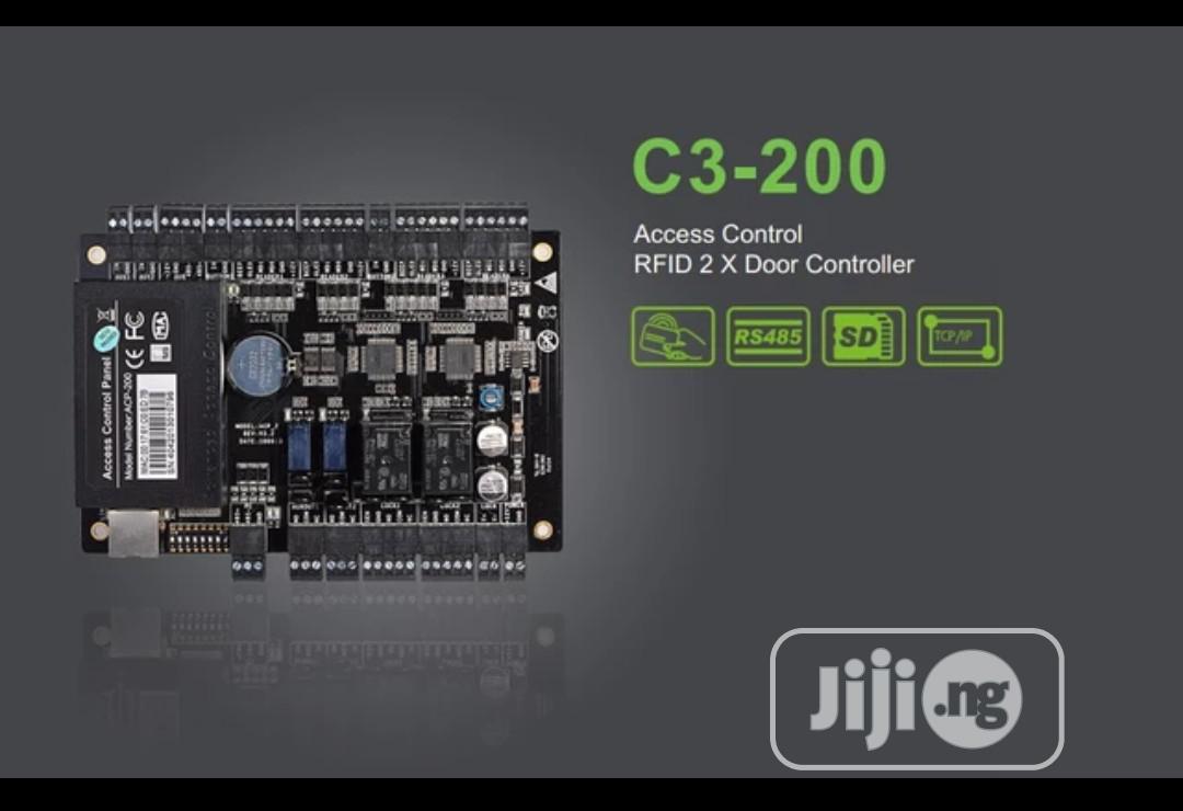 Archive: ZKTECO C3-200 CONTROLLER 4door Access Control Board TCP/IP