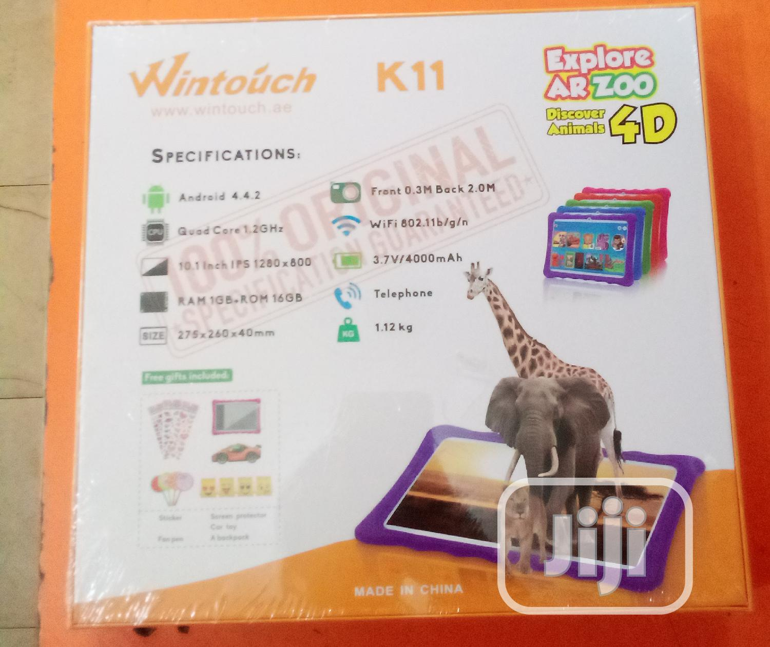 Archive: New Wintouch K11 16 GB