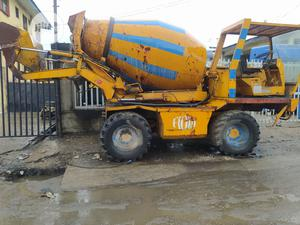 Tokunbo FIORI Self Loader Concrete Mixer 3.5cubic Metres   Heavy Equipment for sale in Lagos State, Apapa