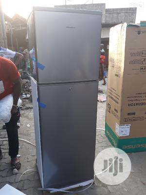 Brand New HISENSE (REF270DR)270L, Silver,External Compressor | Kitchen Appliances for sale in Lagos State, Ojo