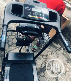 2hp Treadmill Premium Quality With Massager,Mp3   Sports Equipment for sale in Lagos State, Lagos Island (Eko)