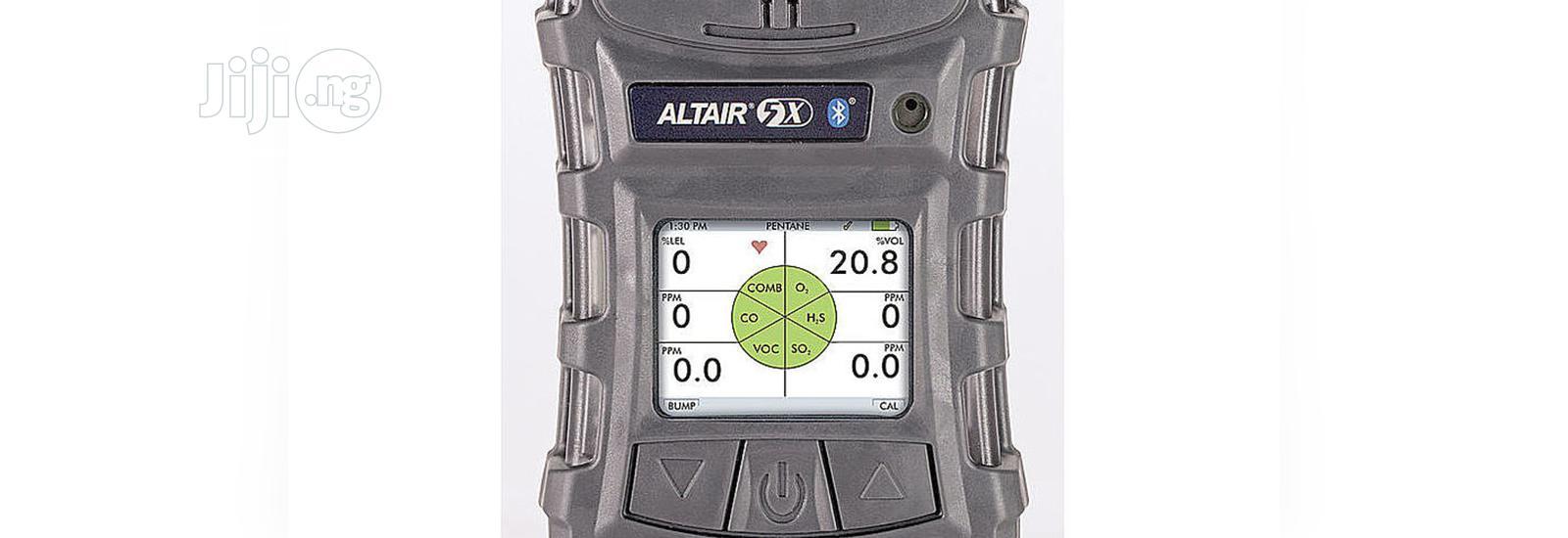 Msa Altair 5X Co2, Voc, So2, No2, Nh3 Gas Detector