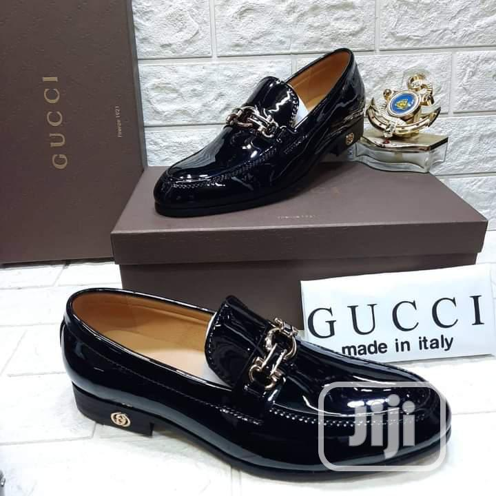 Archive: Italian Wet Looks Shoe