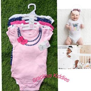 5 in 1 Luvable Body Suits   Children's Clothing for sale in Lagos State, Agege