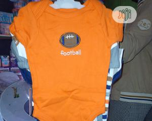 5in 1 Luvable Body Suits   Children's Clothing for sale in Lagos State, Agege