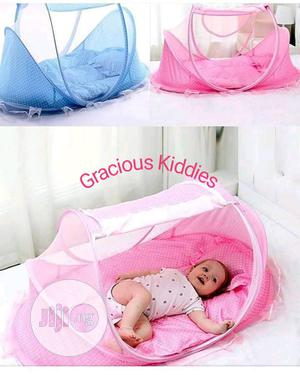 Foldable Pop-Up Baby Bed With Mosquito Net | Children's Furniture for sale in Lagos State, Agege