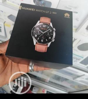 Huawel Smartwatch GT2 Smartwatch   Smart Watches & Trackers for sale in Lagos State, Ikeja