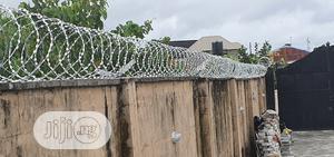 Concertina Razor Wire Barb Wire   Building Materials for sale in Lagos State, Surulere