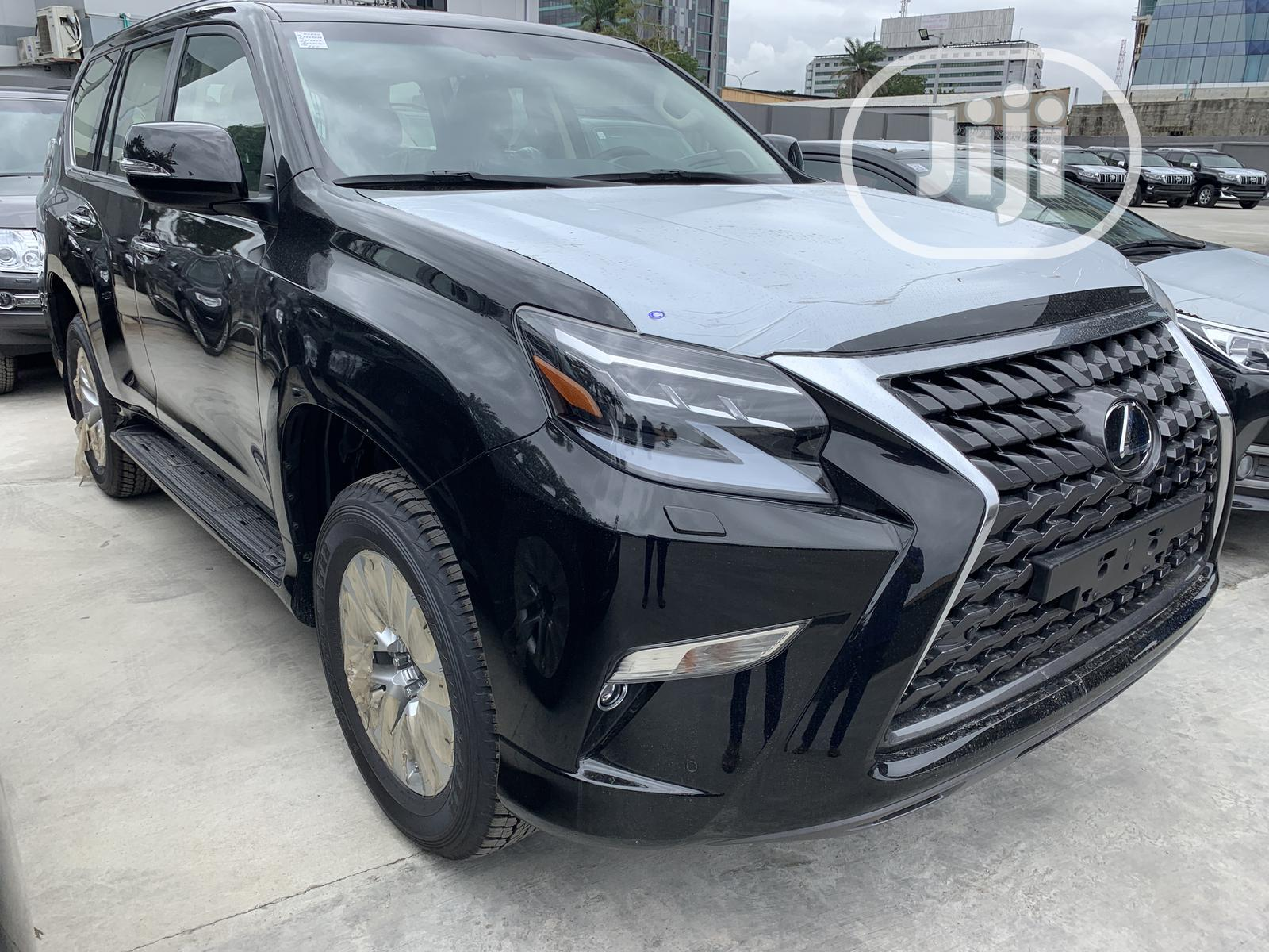 New Lexus GX 2020 460 Luxury Black   Cars for sale in Ikeja, Lagos State, Nigeria