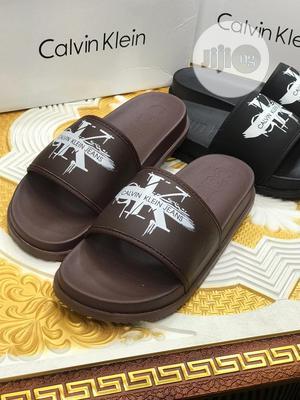 Original Calvin Klein Slides 45 | Shoes for sale in Lagos State, Lagos Island (Eko)