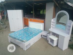 Set of Room Furniture Bed Frame,   Furniture for sale in Lagos State, Lekki