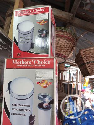 Mother Choice Pedal Foot Bin   Home Accessories for sale in Lagos State, Gbagada