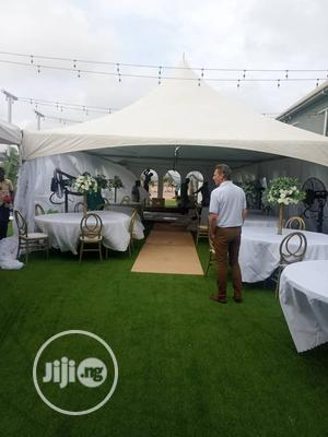 Tent for 100 Guests. 20ft by 40ft. Table Chairs Marquee | Camping Gear for sale in Lagos State, Lekki