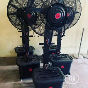 Rent Mist Fan for Your Events. Industrial Fan | Home Appliances for sale in Lagos State, Lekki