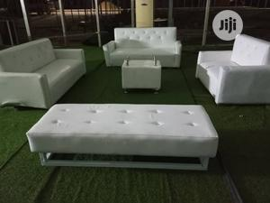 For Rent Lounge Set Bench Ottoman | Party, Catering & Event Services for sale in Lagos State, Lekki