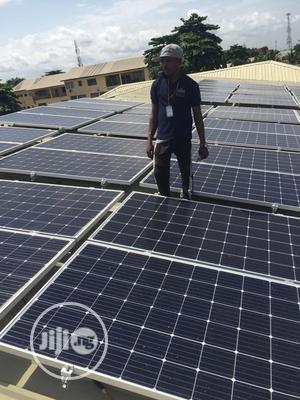 Solar Powered 5kva Inverter Installation With Quanta Battery | Solar Energy for sale in Abuja (FCT) State, Apo District