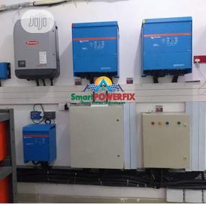 Solar Powered 20kva Victron Inverter Installation | Building & Trades Services for sale in Abuja (FCT) State, Wuse 2