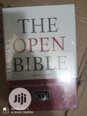 The Open Bible Kjv   Books & Games for sale in Lagos State, Yaba