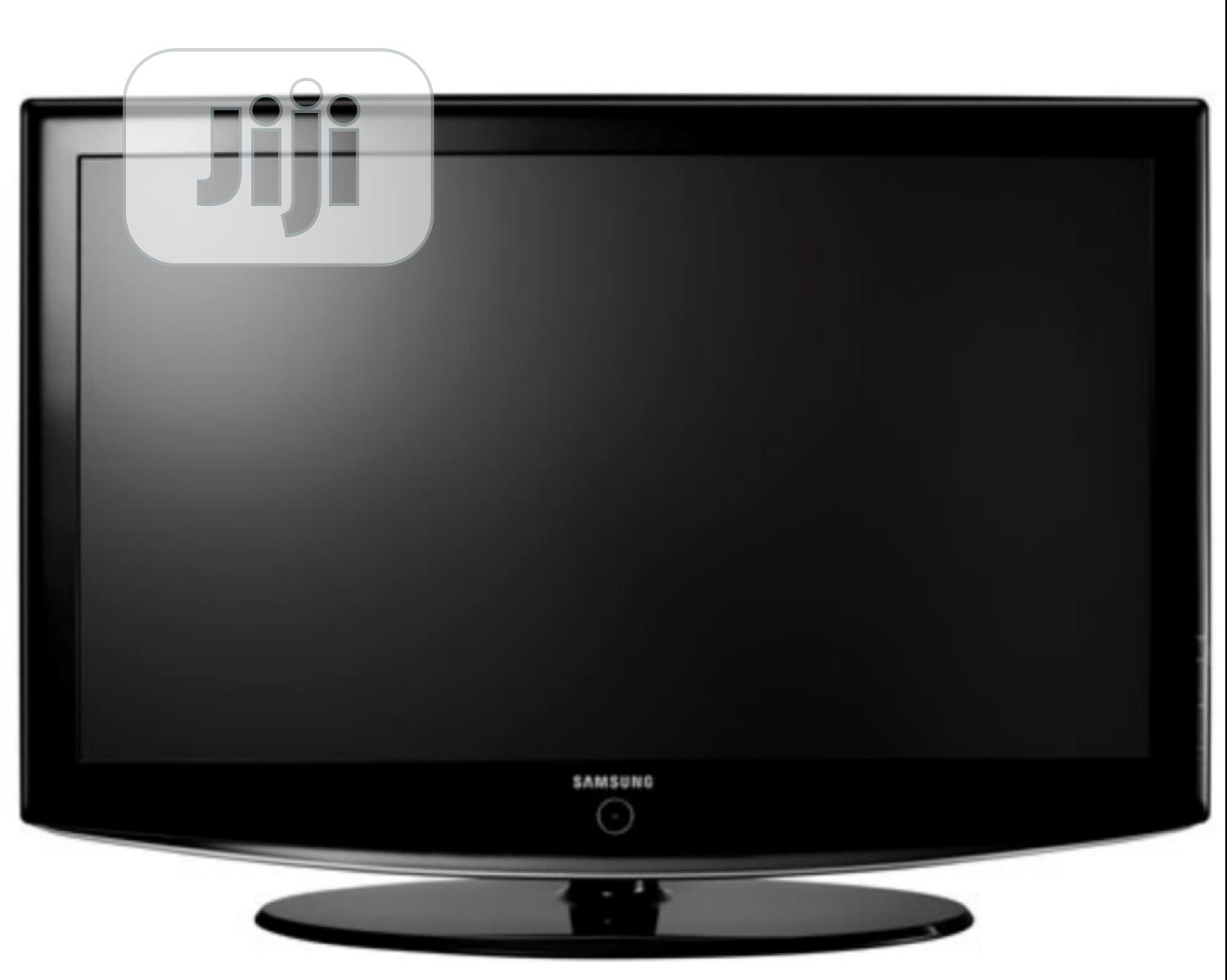 Archive: 32 Inch Samsung LCD TV - Fairly Used