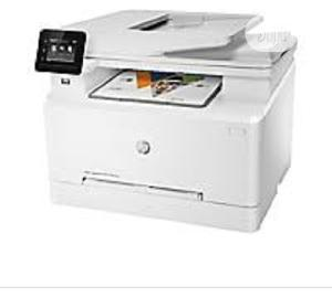 Hp Color Laserjet Pro MFP M283fdw | Printers & Scanners for sale in Lagos State, Ikeja