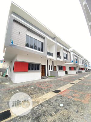 4 Bedroom Semi Detached Duplex With Bq Located in Lekki | Houses & Apartments For Sale for sale in Lagos State, Lekki