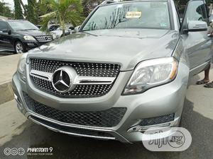 Mercedes-Benz GLK-Class 2014 350 4MATIC Gray | Cars for sale in Lagos State, Apapa
