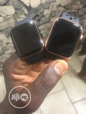 Apple Iwatch Series 4 42 Mm Gps Cellular Available for Sale   Smart Watches & Trackers for sale in Lagos State, Ikeja