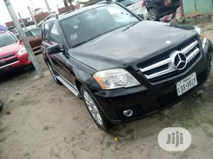 Mercedes-Benz GLK-Class 2010 350 Black   Cars for sale in Lagos State, Apapa