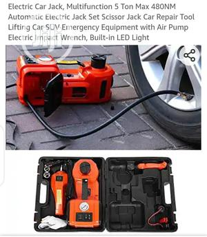 Electric Car Jack, Multifunction 5 Ton Max 480NM Automatic   Vehicle Parts & Accessories for sale in Lagos State, Ikeja