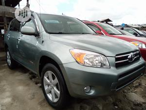 Toyota RAV4 2008 Limited Gray   Cars for sale in Lagos State, Apapa