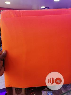Orange Potable Photo Backdrop   Accessories & Supplies for Electronics for sale in Lagos State, Ikeja