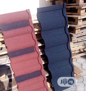 Original Lovely Original Stone Coated Metal Roof Tiles | Building Materials for sale in Lagos State, Ajah