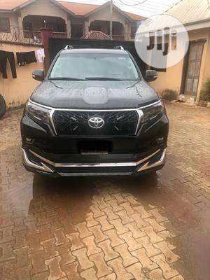 Toyota Land Cruiser Prado 2019 GXR Black | Cars for sale in Delta State, Oshimili South