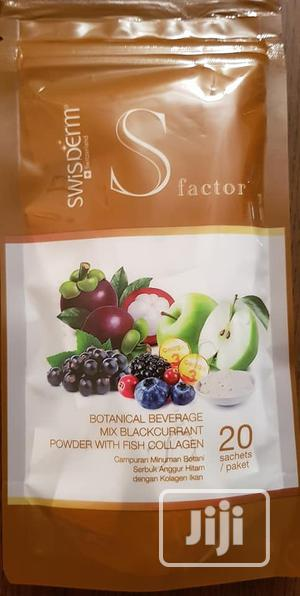 Swisderm S Factor   Vitamins & Supplements for sale in Abuja (FCT) State, Wuse 2