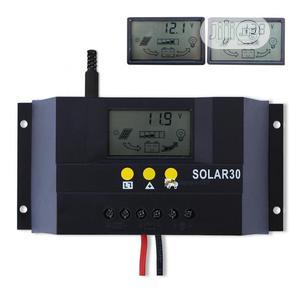 30A 12/24v PWM Solar Charger Controller J11   Solar Energy for sale in Lagos State, Alimosho