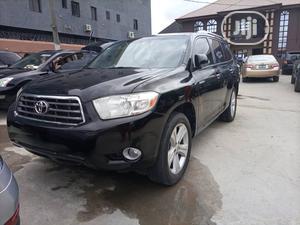Toyota Highlander 2009 4x4 Black   Cars for sale in Lagos State, Amuwo-Odofin