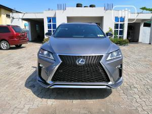 Lexus RX 2016 450h F Sport AWD Gray   Cars for sale in Lagos State, Amuwo-Odofin