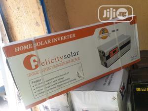 5kva 24v Felicity Inverter Available   Solar Energy for sale in Lagos State, Ojo