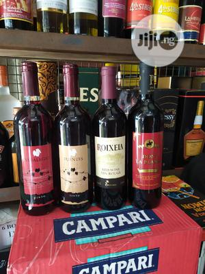 Chips Red Wine But Is Quality   Meals & Drinks for sale in Lagos State, Ojo