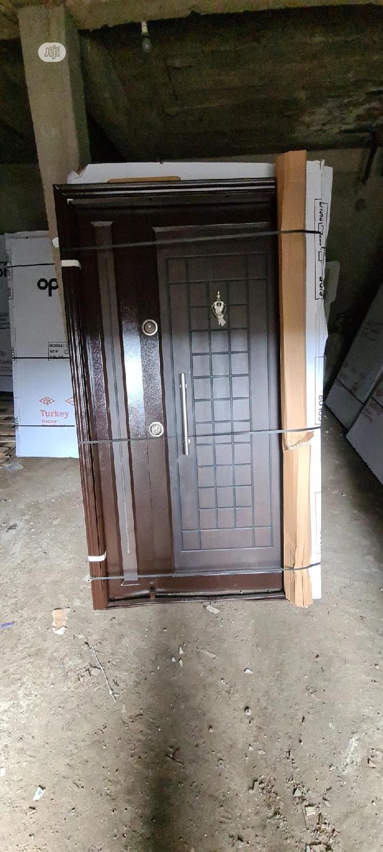 Archive: Security Door