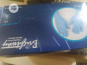 Nitrile Powder Free Glove | Medical Supplies & Equipment for sale in Lagos State, Lagos Island (Eko)