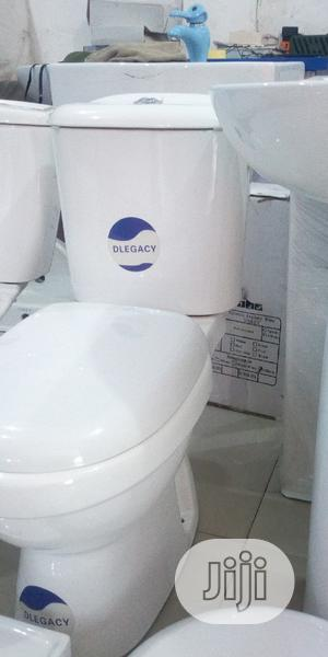 England WC And The Wash Hand Basin | Plumbing & Water Supply for sale in Lagos State, Orile