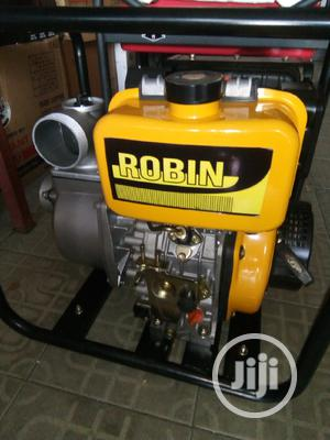 3inches Robin Diesel Water Pump Made In Japan Is Available | Electrical Equipment for sale in Rivers State, Port-Harcourt